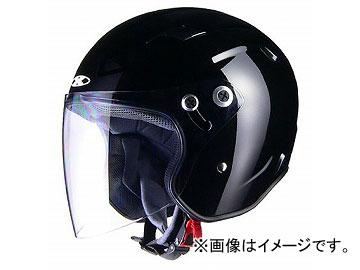 2輪 リード工業 X-AIR RAZZO III エクストリームジェットヘルメット ブラック 選べる3サイズ