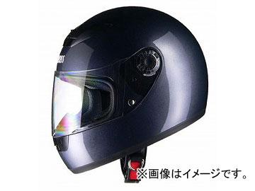 2輪 リード工業 CROSS フルフェイスヘルメット ガンメタリック フリーサイズ(57~60cm未満) CR-715