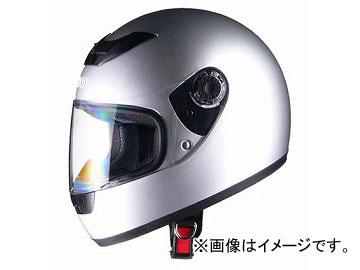 2輪 リード工業 CROSS フルフェイスヘルメット シルバー フリーサイズ(57~60cm未満) CR-715