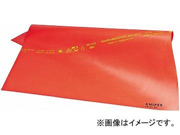 クニペックス/KNIPEX 絶縁シート 品番:986705 サイズ:500×500mm ゴム製 JAN:4003773026600