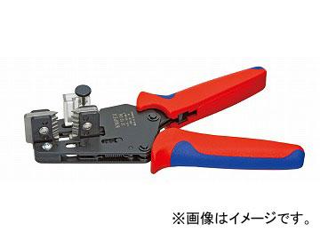 クニペックス/KNIPEX ワイヤーストリッパー 品番:1212-06 形状刃付き JAN:4003773049005