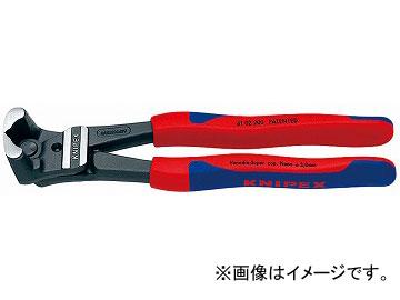 クニペックス/KNIPEX ボールエンドカッティングニッパー 品番:6102-200 JAN:4003773067047