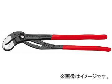 クニペックス/KNIPEX コブラXL ウォーターポンププライヤー 品番:8701-400 JAN:4003773005636