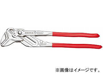 クニペックス/KNIPEX プライヤーレンチ XL 品番:8603-400 JAN:4003773077312