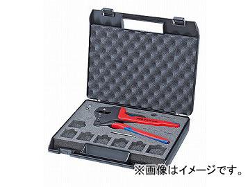 クリンピングシステムプライヤー 品番:9743-200 JAN:4003773030812 クニペックス/KNIPEX