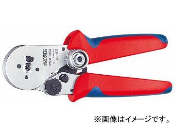 圧着ペンチ JAN:4003773044093 クニペックス/KNIPEX 品番:9752-64