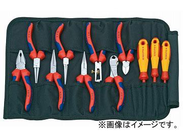 クニペックス/KNIPEX ツールロールセット 品番:001941 JAN:4003773024729