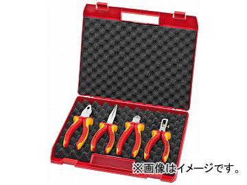 クニペックス/KNIPEX コンパクトボックスセット 品番:002015 JAN:4003773024804