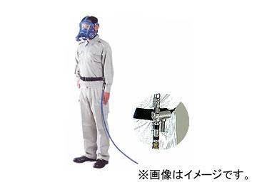 興研/KOKEN エアラインマスク 面体形 サカヰ式17号HVG-ZW型