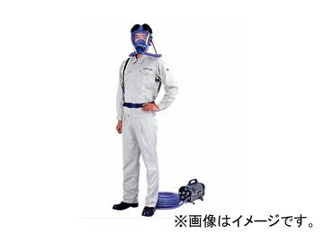 興研/KOKEN ホースマスク サカヰ式SHV-105型 2本蛇管式