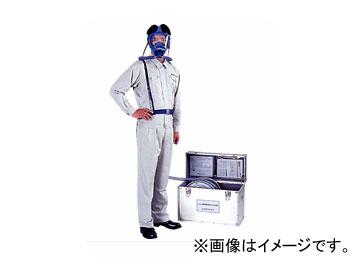 興研/KOKEN ホースマスク サカヰ式1号H-C型 2本蛇管式