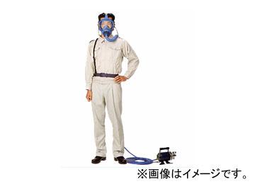 興研/KOKEN エアラインマスク サカヰ式12号HV-Z型 2本蛇管式
