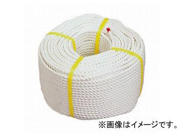 ジェフコム/JEFCOM クレモナSロープ φ12×100m DPK-1251 JAN:4937897004100