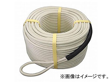 ジェフコム/JEFCOM ケブラーロープ φ8×100m CDB-0851 JAN:4937897004926