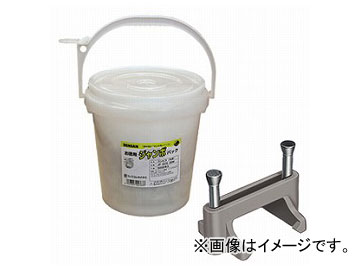 ジェフコム/JEFCOM お徳用ジャンボパック コンクリートFダッコサドル JP-CFD-11 入数:1300個 JAN:4937897047756