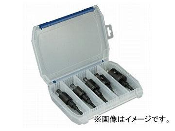 ジェフコム/JEFCOM 充電バイメタルホールソーセット JH-2133B JAN:4937897039348