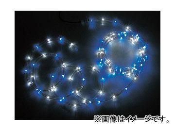 ジェフコム/JEFCOM LEDソフトネオン 32m/青・白(ロッドのみ) PR3L-E24-32BW JAN:4937897128455