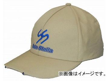 田中産業/TANAKA SANGYO サンステラLEDキャップ ベージュ サイズ:フリー 品番:sain-ledc 入数:12個
