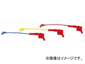 2輪 CF POSH レーシングIGコイル EVO テイラーシリコンプラグコード カラー:レッド,イエロー,ブルー,ブラック