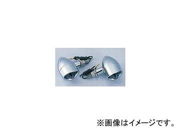 2輪 CF POSH グッドフェローズ 汎用ウインカー 203452 ブリムチョッパーウインカー スモークレンズ 入数:1セット(左右)