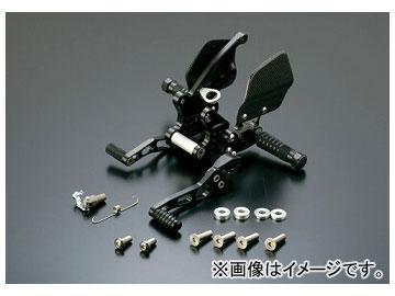 2輪 アクティブ ギルズツーリング バックステップ AS31GT/ブラック K10B JAN:4538792486581 カワサキ ZZR1400 2006年~2011年