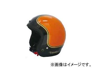 2輪 ダムトラックス JET-D COMMMA オレンジ フリーサイズ(57cm~60cm未満) JAN:4560185906215