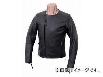 2輪 カドヤ/KADOYA K'S LEATHER パンチングレザー コンフォート No.1160 ブラック サイズ:M,L,LL