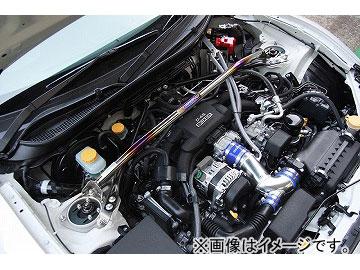 オクヤマ ストラットタワーバー 618 055 0 フロント チタン製 タイプI MCS トヨタ 86 ZN6