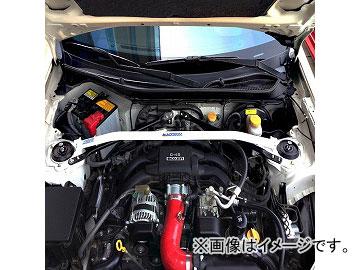 オクヤマ ストラットタワーバー 631 055 0L フロント スチール製 タイプI MCS トヨタ サイオン ZN6 FRS左ハンドル