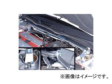 オクヤマ ストラットタワーバー 624 219 0 フロント アルミ製 タイプD ホンダ シビック EP3