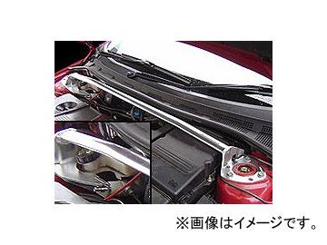 送料無料 供え オクヤマ ストラットタワーバー 641 買収 415 0 フロント BKEP アクセラ タイプI マツダ アルミ製 BK3P 5P
