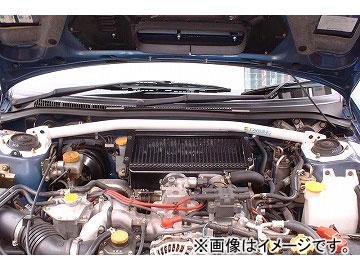 オクヤマ ストラットタワーバー 611 502 0 フロント スチール製 タイプI スバル フォレスター SF5
