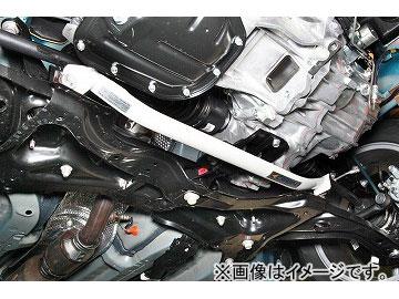 オクヤマ ロワアームバー 680 051 0 フロント スチール製 タイプI トヨタ ヴィッツ NCP131 MT