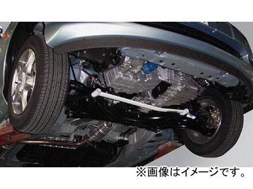 オクヤマ ロワアームバー 680 220 0 フロント スチール製 タイプI ホンダ フィット GD3/4