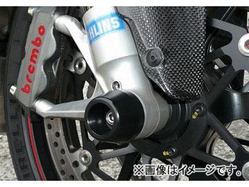2輪 アグラス Fアクスルプロテクター ジュラコン ブラック P064-0907 ドゥカティ 1098S JAN:4548916385195