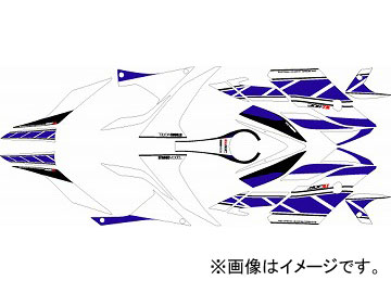 2輪 MDF ストロボコンプリート ブルー P064-1848 ヤマハ YZF-R25 2015年~ JAN:4580394165395
