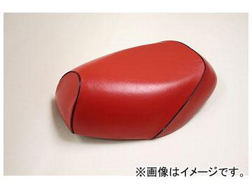 2輪 グロンドマン 国産シートカバー 赤/黒パイピング(被せ) 品番:GR68YC40P10 JAN:4571470318743 ヤマハ シグナスD(4TG/4KP)