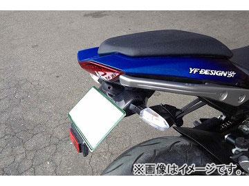 2輪 ノジマエンジニアリング フェンダーレスキット 黒ゲル(未塗装) NCW634FL-BK カワサキ ニンジャ1000 Z1000SX 2011年~2013年 JAN:4548664686827