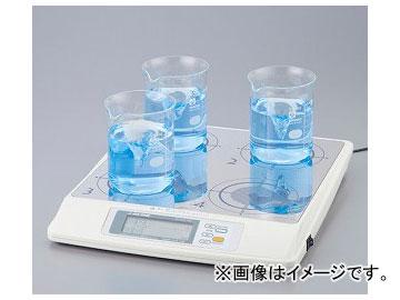 アズワン/AS ONE マグネチックスターラーREXIMシリーズ デジタルタイプ RS-4DN 品番:1-4604-32 JAN:4562108498616