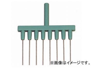 アズワン/AS ONE アダプター(8ch) 40mm 1475K-02 品番:1-8905-12