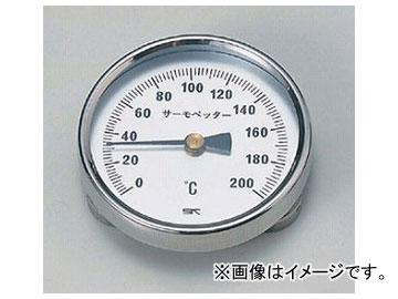 アズワン/AS ONE バイメタル温度計 サーモペッター0~200 品番:1-600-01 JAN:4974425189502