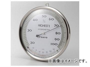アズワン/AS ONE ハイエストI型湿度計(温度計付) 品番:1-626-01 JAN:4974425323203