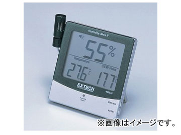 アズワン/AS ONE 露点温度表示付温湿度計 445815 品番:1-9337-01 JAN:0793950458150