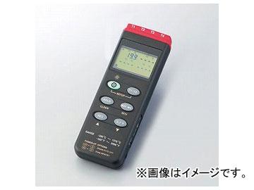アズワン/AS ONE 4チャンネルデジタル温度計(本体) MT-309 品番:2-1960-01 JAN:4986702302245