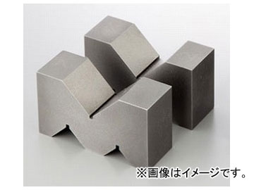 アズワン/AS ONE VブロックA型 機械仕上(K) 126-125 品番:1-3465-04