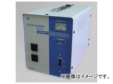 日本最大のブランド アズワン/AS ONE 交流定電圧電源装置 SVR-2000 品番:2-1425-02, Detailsbymonosapiens 6f39054d