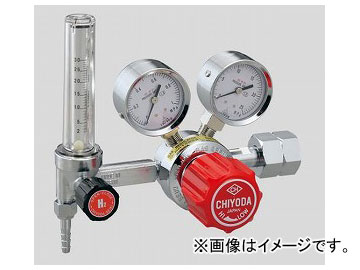 アズワン/AS ONE 精密圧力調整器(SRS-HS) GHSN1-H2 品番:2-759-06