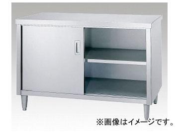 アズワン/AS ONE ステンレス作業台(片面扉) E-12060 品番:3-4022-03