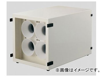 アズワン/AS ONE 活性炭ユニット L型用 品番:3-4064-24 JAN:4571110732274