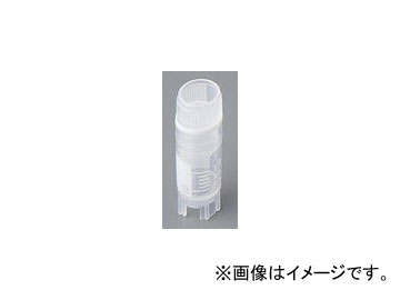 アズワン/AS ONE クライオバイアル 内ネジ・自立型 T311-1 品番:2-3881-07